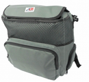 AO Canvas Back Pack Cooler 18 Pack Charcoal