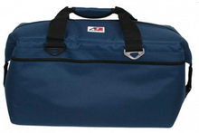 AO 36 Pack Canvas Soft Cooler Navy Blue