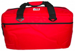 AO 36 Pack Canvas Soft Cooler Red