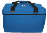 AO 48 Pack Canvas Cooler Soft Bag Royal Blue