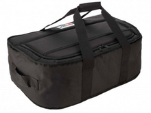 AO Canvas 38 Pack Stow-n-go black