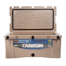 Canyon Cooler Prospector 103 Front