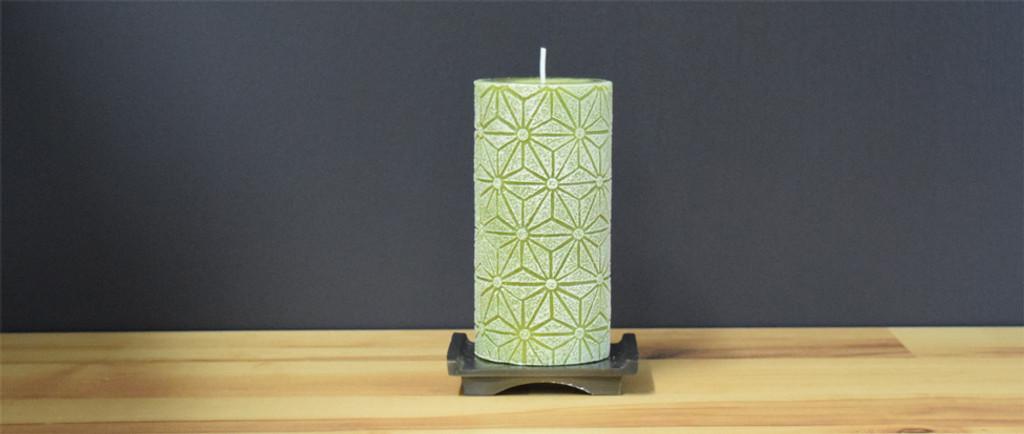 Unscented Green German Pillar