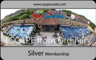 Spa Castle Silver Membership (1 Year / for one adult)