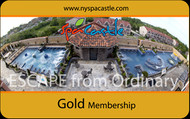 Spa Castle Gold Membership (1 Year / for two adults)