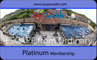 Spa Castle Platinum Membership (1 Year / for two adults)