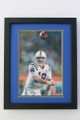 "Peyton Manning ""Spiral in the Rain"" Framed Photo"