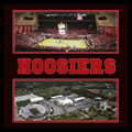 Indiana University Assembly Hall 2-picture Collage