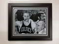 Larry Bird Autographed Celtics NBA Champions Photo