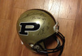 Drew Brees/Rod Woodson/Len Dawson triple Signed Purdue Helmet