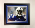 Reggie Wayne Autographed Picture #2 Framed 16 x 20