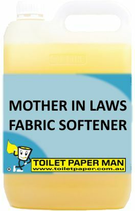 Toilet Paper Man - Mother In Laws Fabric Softener - 20 Litre