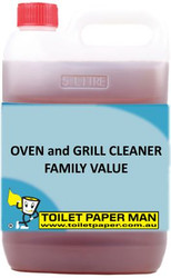 Toilet Paper Man - Oven and Grill Cleaner - Family Value - 20 Litre