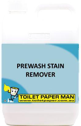 Toilet Paper Man - Prewash Stain Remover - 5 Litre