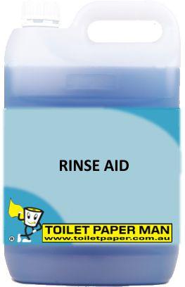 Toilet Paper Man - Rinse Aid - 5 Litre