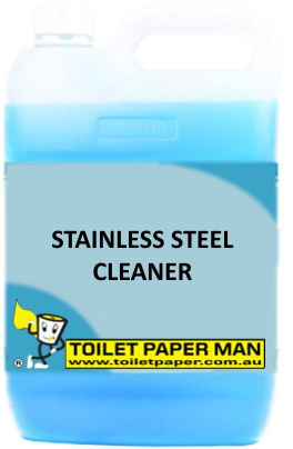 Toilet Paper Man - Stainless Steel Cleaner - 20 Litre