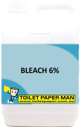 Toilet Paper Man - Bleach 6% - 5 Litre