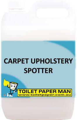 Toilet Paper Man - Carpet Upholstery Spotter - 20 Litre