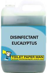 Toilet Paper Man - Disinfectant Eucalyptus - 5 Litre