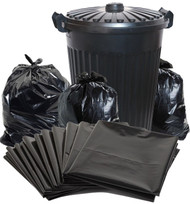 Garbage Bags - Heavy Duty - 72 Litre Bag - 900x760mm - 250 Bags