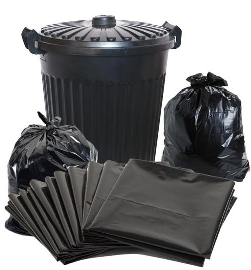 Garbage Bags - Heavy Duty - 72 Litre Bag - 900x760mm - 50 Bags