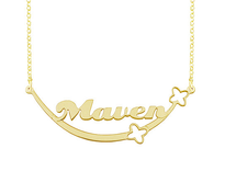 Personalized Name Necklace Maven Style