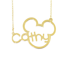 Personalized Name Necklace Cathy Pendant Style
