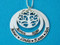 Engraved Family Tree of Life Mom's Necklace