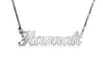 PerfectPen Name Necklace
