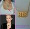 Miley Cyrus 818 Necklace