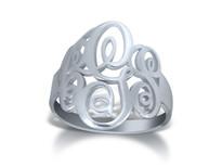Monogram Ring Prep Style