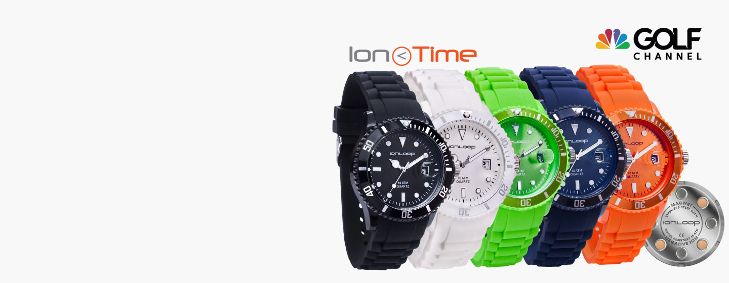 IonTime Featured on Golf Channel