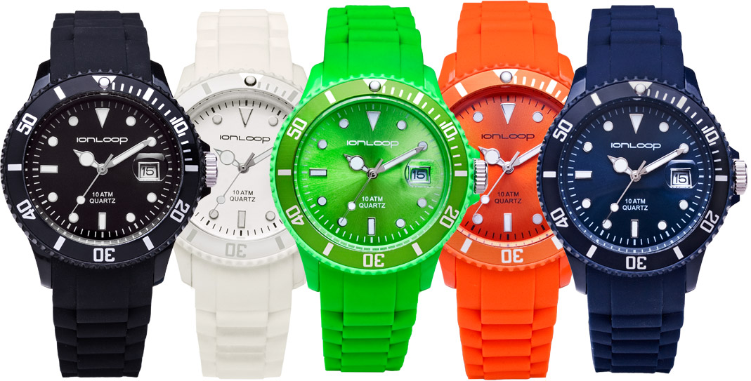 Negative Ion & Magnet Watches