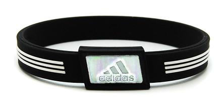 Limited Edition adidas SPORT - Black Negative Ion Wristband