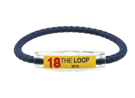 Golf 18 Magnetic and Ion Bracelet