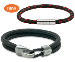 Tech Cord Magnet and Negative Ion Bracelets