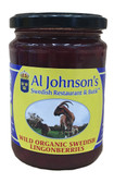 Al Johnson's Wild Organic Swedish Lingonberries