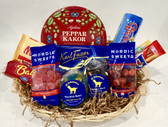 Scandinavian Sweet Tooth Basket