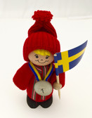 Swedish Gold Medal Tomte