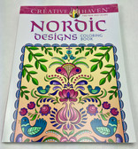 Nordic Design Coloring Book