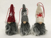 Tomte Trio Christmas Ornament set