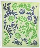 Wildflower Swedish Dishcloth