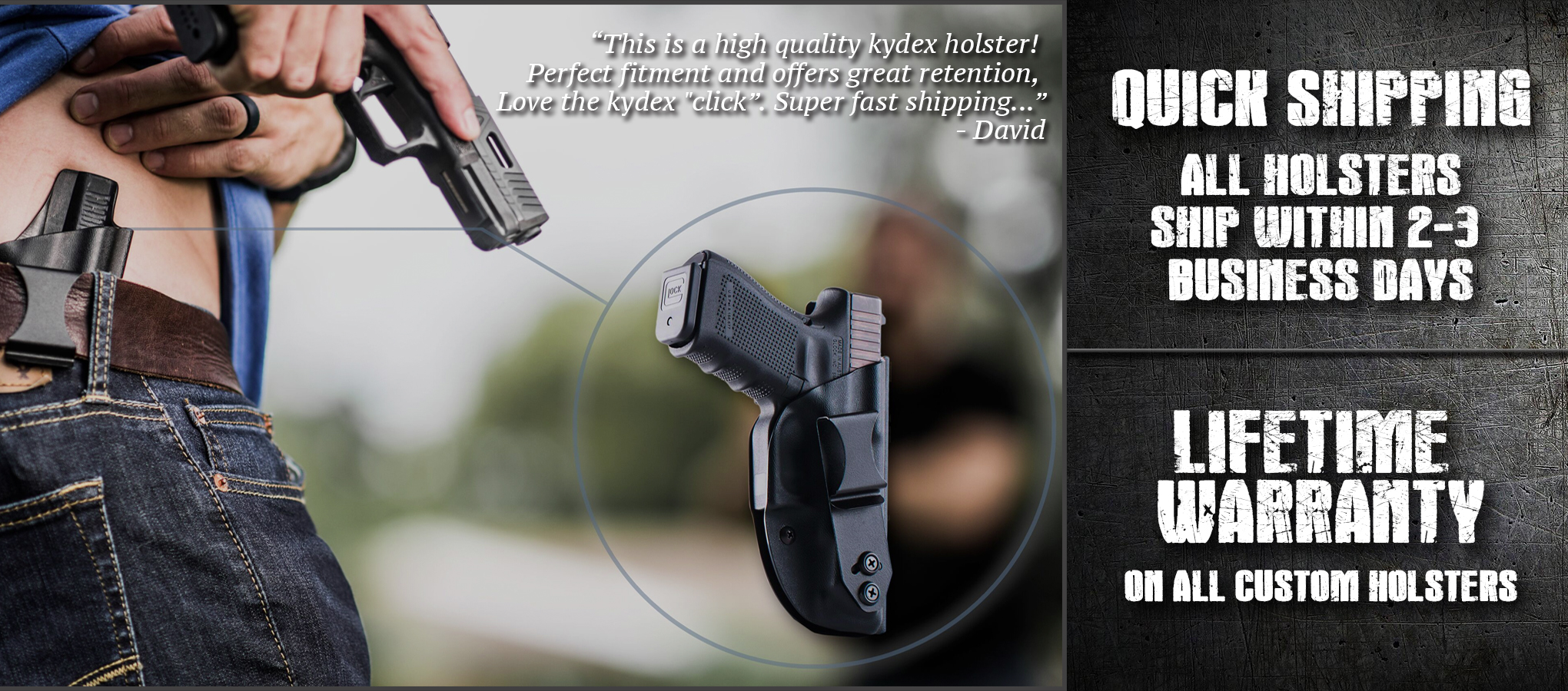 LightTuck By Vedder Holsters