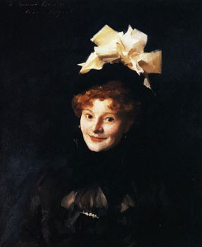John Singer Sargent painted with Cold-Pressed Linseed Oil Painting Medium
