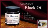 BLACK OIL Painting Medium 4oz.