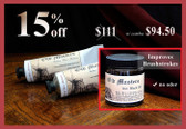Italian Wax & Black Oil Value Combo