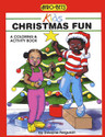 AFRO-BETS KIDS -  CHRISTMAS IS FUN COLORING 