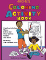 AFRO-BETS KIDS - COLORING & ACTIVITY BOOK