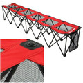 Insta-Bench Sport Mesh 6-Seater Bench