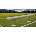Gared 21' Surface Mount Bench (w/o back)